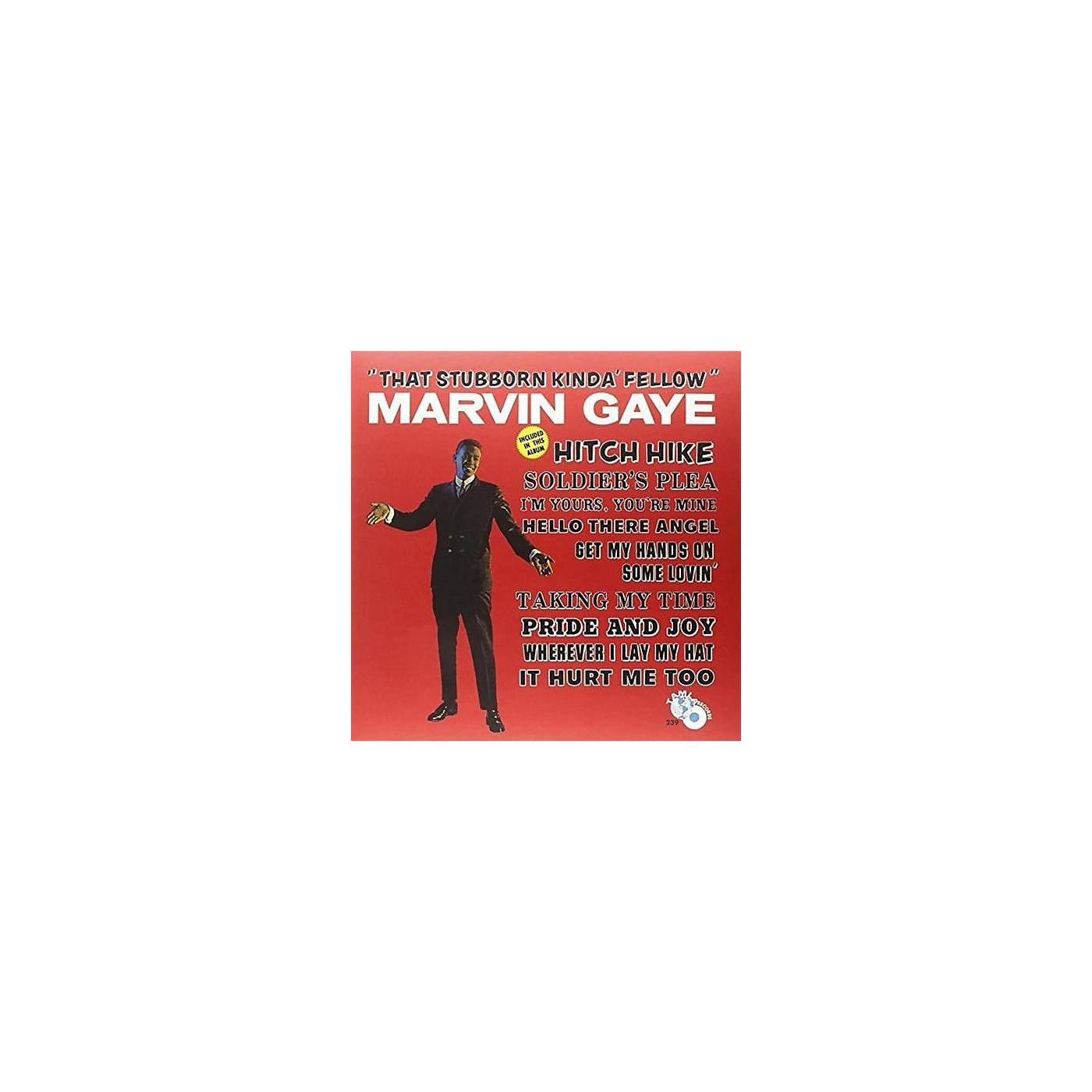 Alliance Marvin Gaye - That Stubborn Kinda' Fellow thumbnail