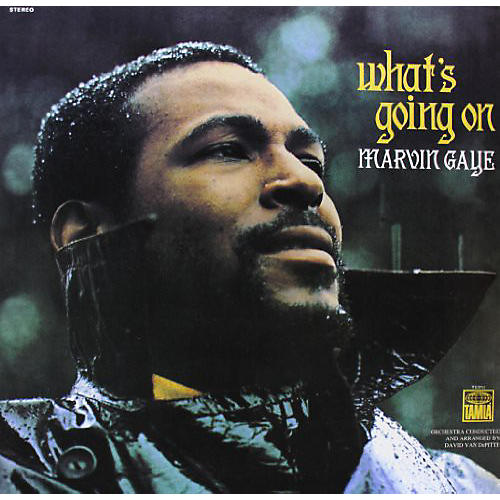 Alliance Marvin Gaye - What's Going on thumbnail