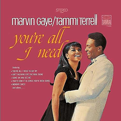Alliance Marvin Gaye - You're All I Need (With Tammi Terrell) thumbnail