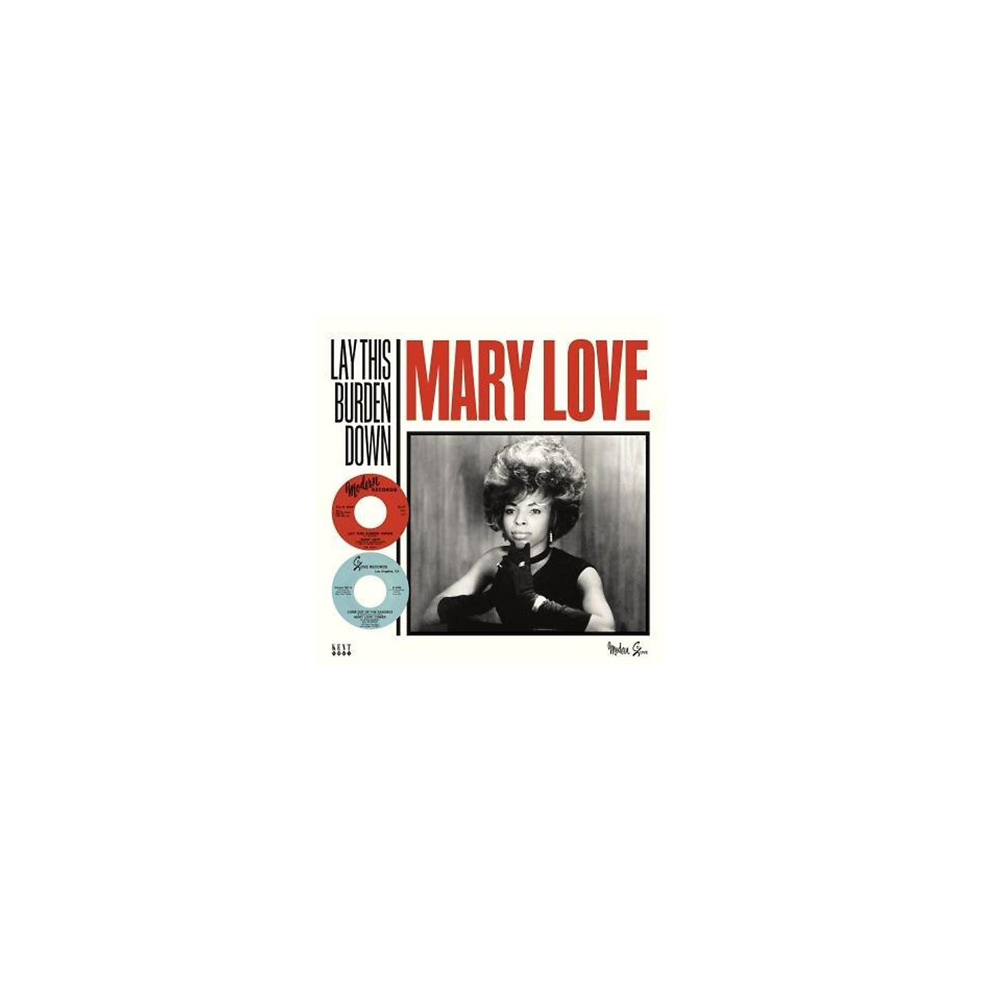 Alliance Mary Love - Lay This Burden Down thumbnail