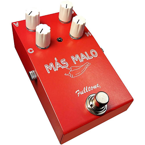 Fulltone Mas Malo Distortion/Fuzz Effects Pedal thumbnail
