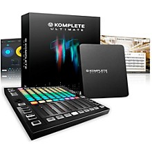 Native Instruments Maschine JAM with KOMPLETE 11 Ultimate