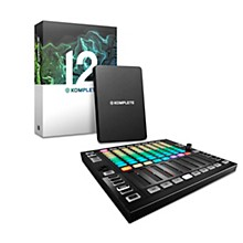 Native Instruments Maschine Jam with Komplete 12