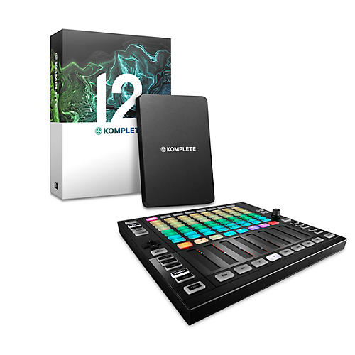 Native Instruments Maschine Jam with Komplete 12 thumbnail