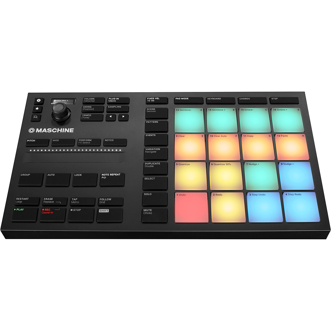 Native Instruments Maschine Mikro MK3 thumbnail