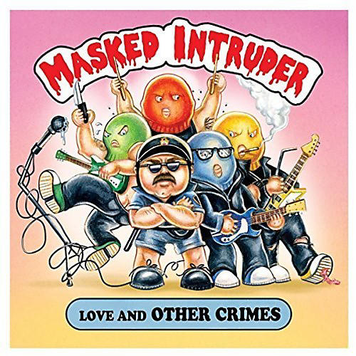 Alliance Masked Intruder - Love And Other Crimes thumbnail