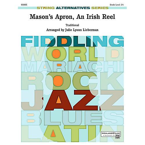 Alfred Mason's Apron, An Irish Reel String Orchestra Grade 2.5 thumbnail