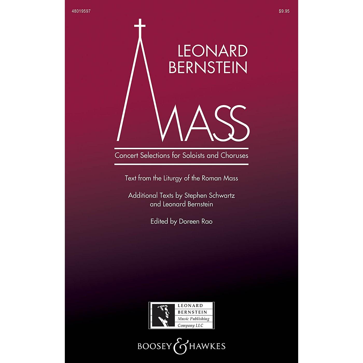Leonard Bernstein Music Mass Percussion Composed by Leonard Bernstein Edited by Doreen Rao thumbnail