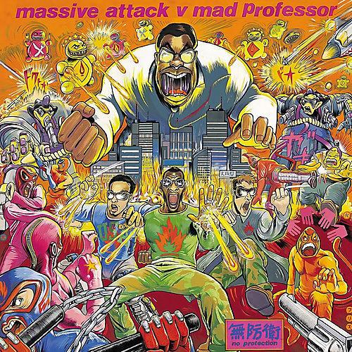 Alliance Massive Attack - No Protection thumbnail