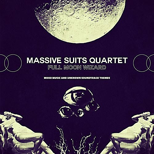 Alliance Massive Suits Quartet - Full Moon Wizard (Original Soundtrack) thumbnail