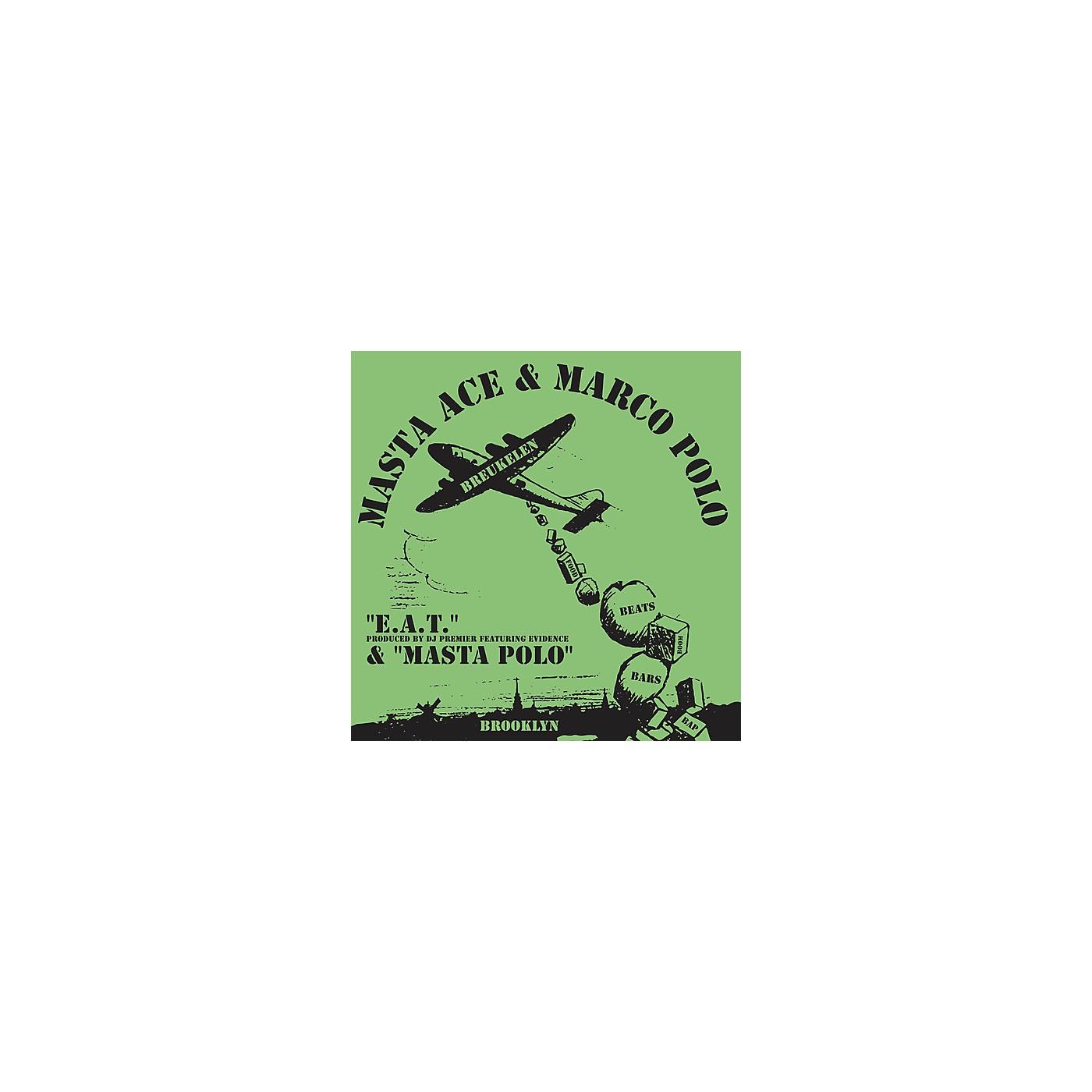 Alliance Masta Ace & Marco Polo - E.A.T. feat. Evidence and produced by DJ Premier b/w Masta Polo thumbnail