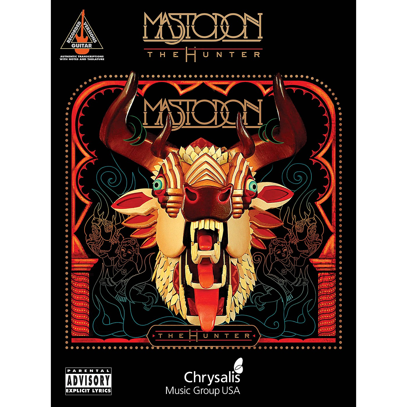 Hal Leonard Mastadon - The Hunter thumbnail