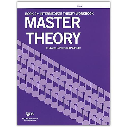KJOS Master Theory Series Book 2 Intermediate Theory thumbnail