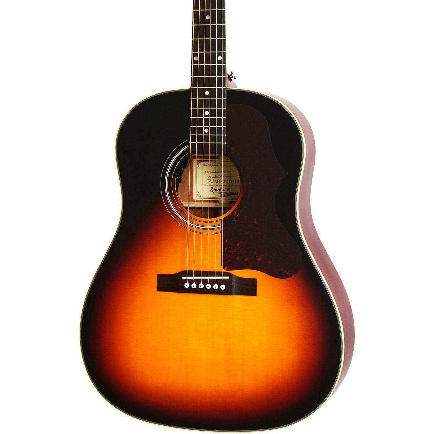 Epiphone Masterbilt AJ-45ME Acoustic-Electric Guitar thumbnail