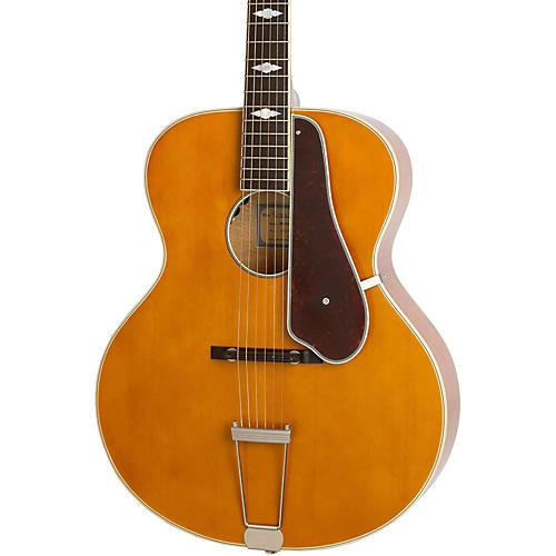 Epiphone Masterbilt Century Collection De Luxe Archtop Acoustic-Electric Guitar thumbnail