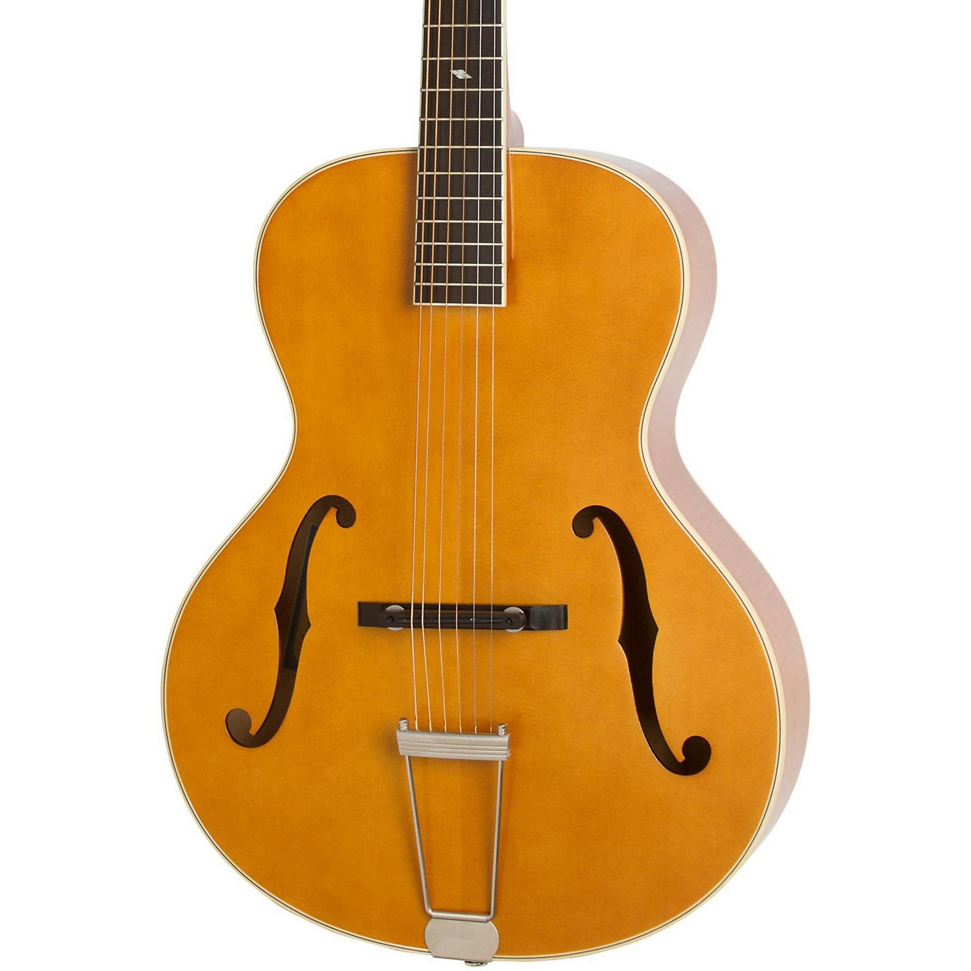 Epiphone Masterbilt Century Collection Zenith Classic F-Hole Archtop Acoustic-Electric Guitar thumbnail