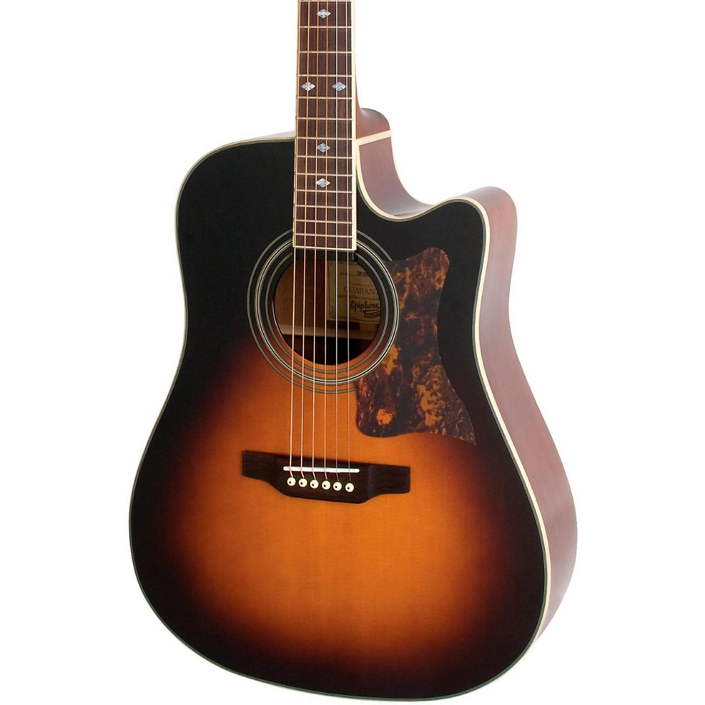 Epiphone Masterbilt DR-500MCE Acoustic-Electric Guitar thumbnail