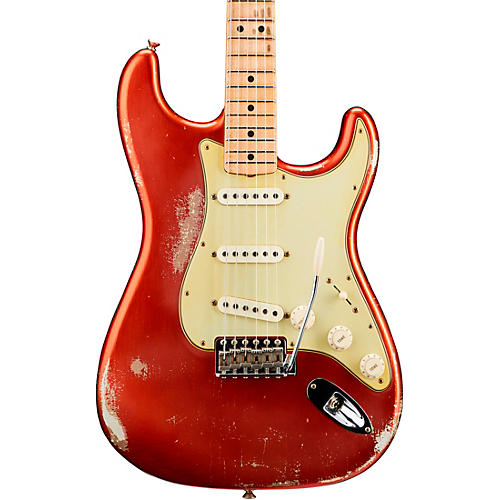 Fender Custom Shop Masterbuilt Greg Fessler 1969 Stratocaster Relic Maple Fingerboard Electric Guitar thumbnail