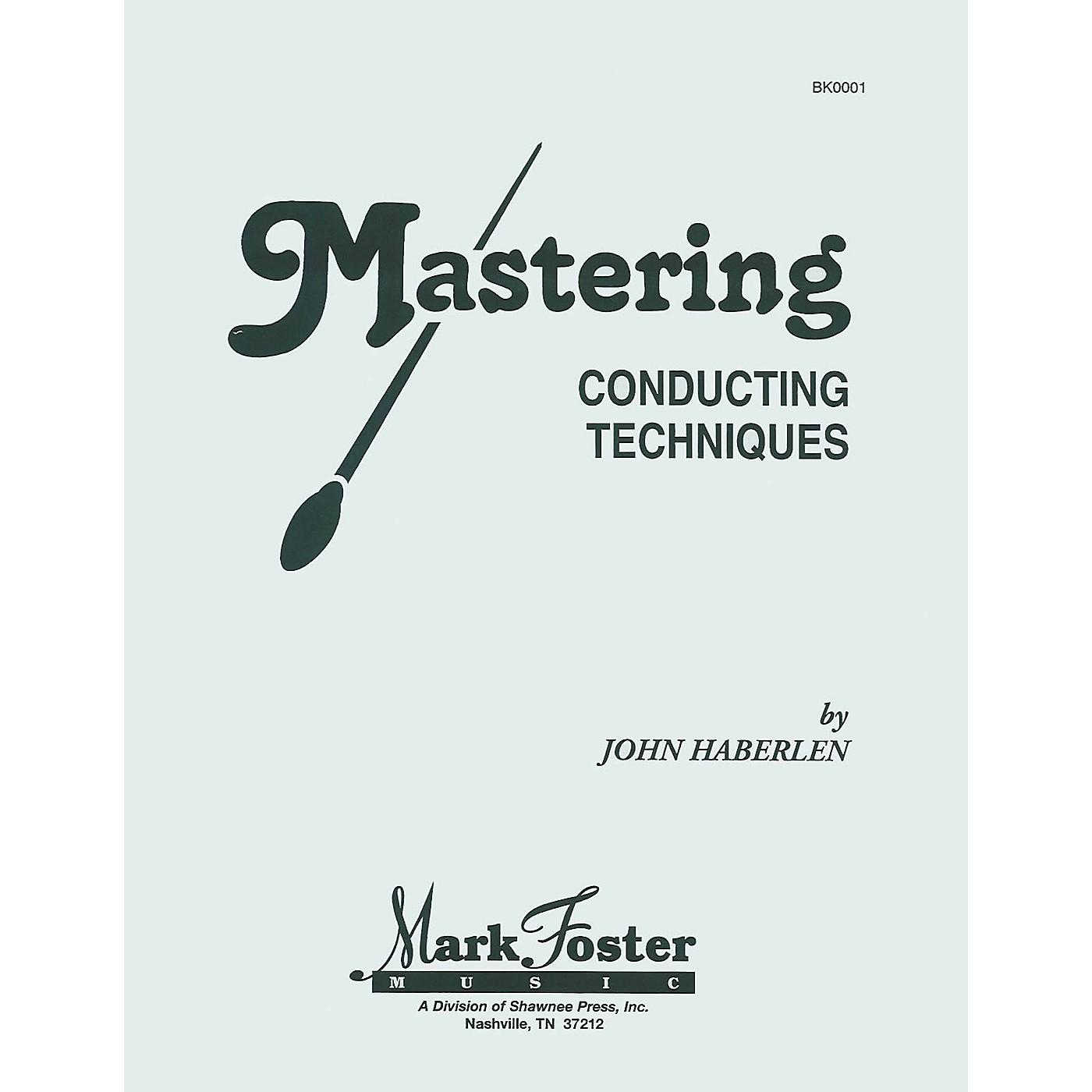 Shawnee Press Mastering Conducting Techniques thumbnail
