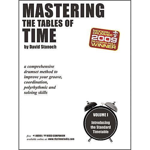 Alfred Mastering the Tables of Time, Volume 1: Introducing the Standard Timetable (Book) thumbnail