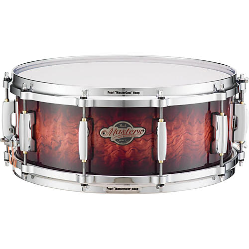 Pearl Masters BCX Birch Snare Drum thumbnail