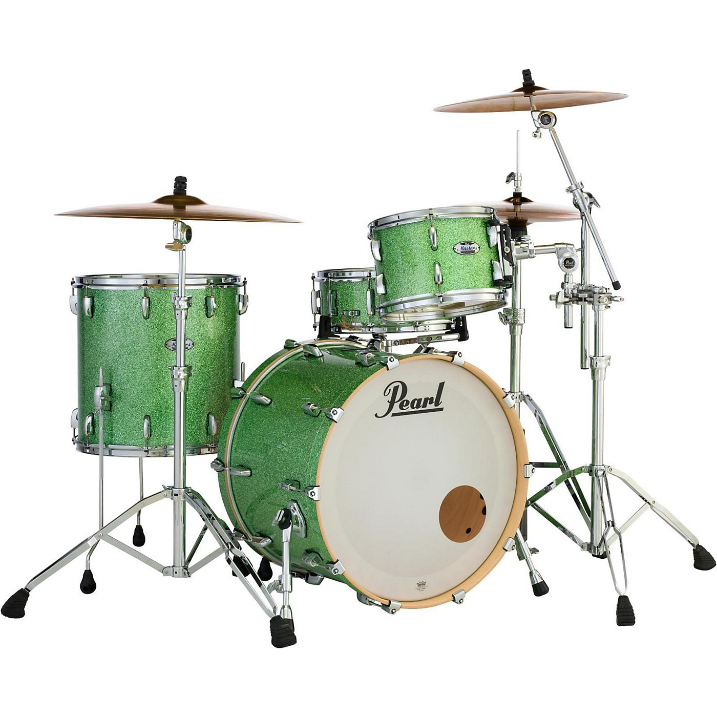 Pearl Masters Maple 3-Piece Shell Pack thumbnail