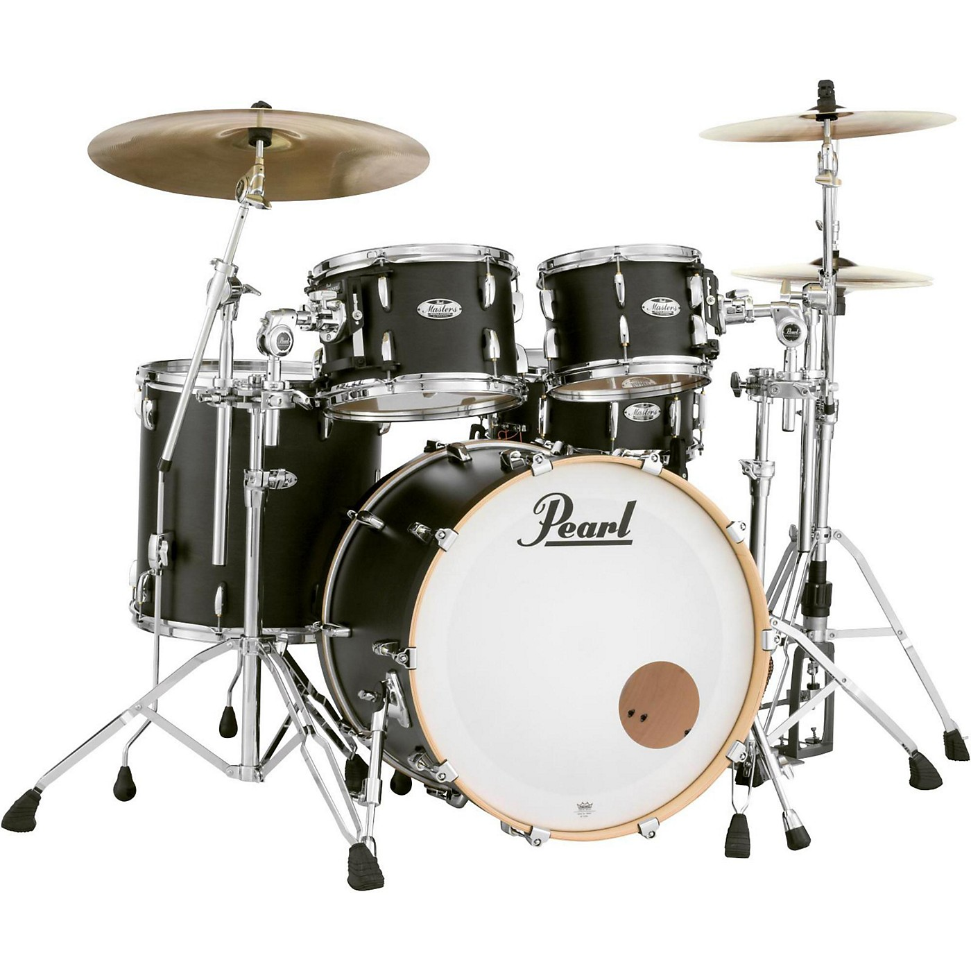 Pearl Masters Maple 4-Piece Shell Pack thumbnail
