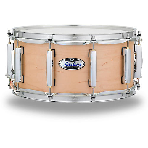 Pearl Masters Maple Complete Snare Drum thumbnail
