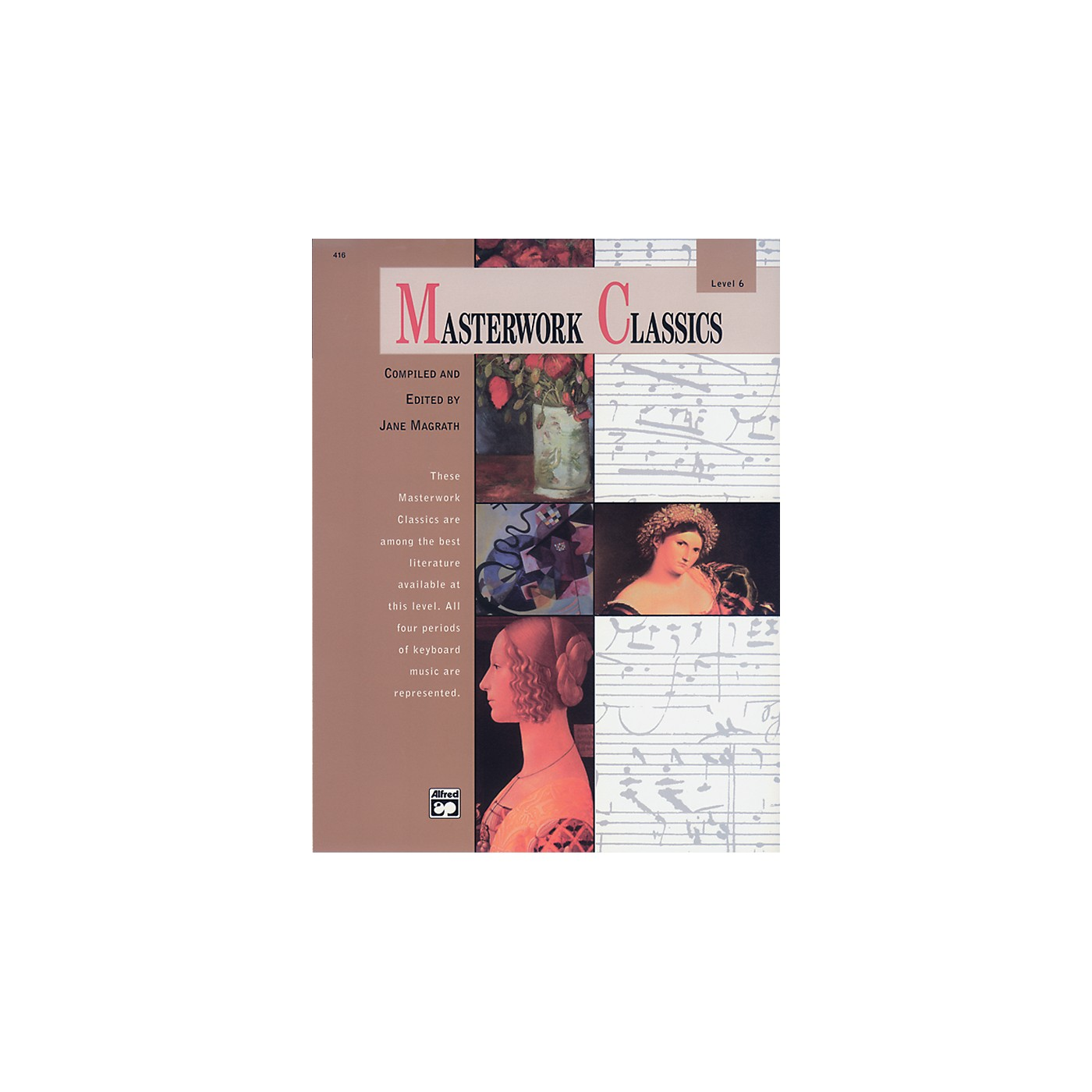 Alfred Masterwork Classics Level 6 Book & CD Piano thumbnail