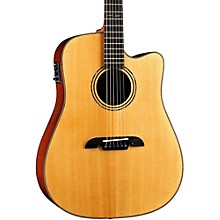 Alvarez Masterworks MD60CE Dreadnought, All-Solid Electric-Acoustic Guitar