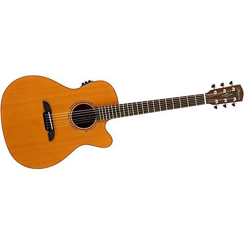 Alvarez Masterworks MF75CE Folk/OM Acoustic Electric thumbnail