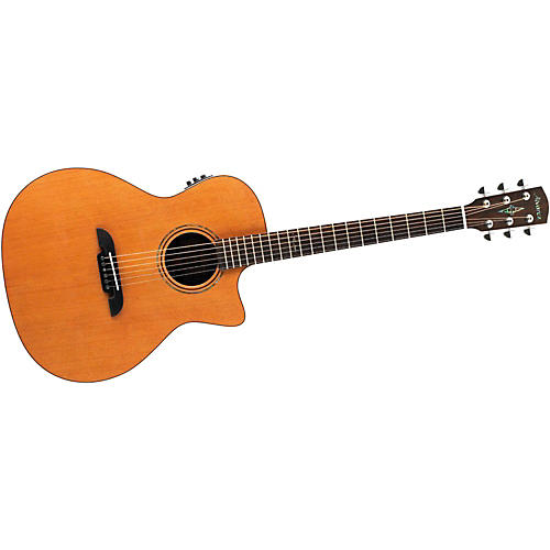 Alvarez Masterworks MG7SSCE Grand Auditorium Cutaway Style Acoustic-Electric Guitar thumbnail