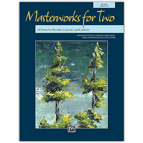 Alfred Masterworks for Two Book Junior High, High School & Adult thumbnail