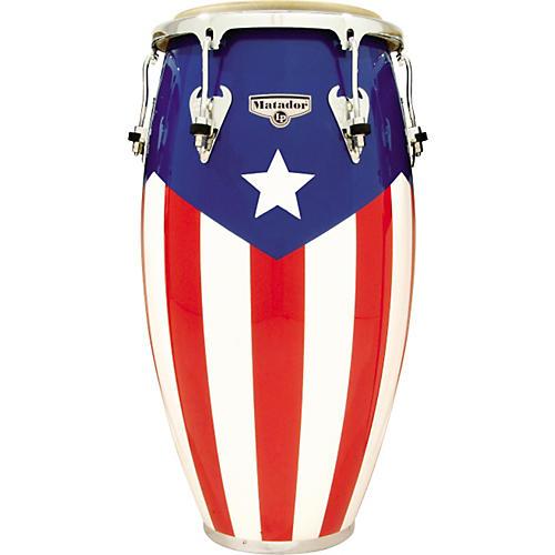 LP Matador Puerto Rican Flag Conga thumbnail
