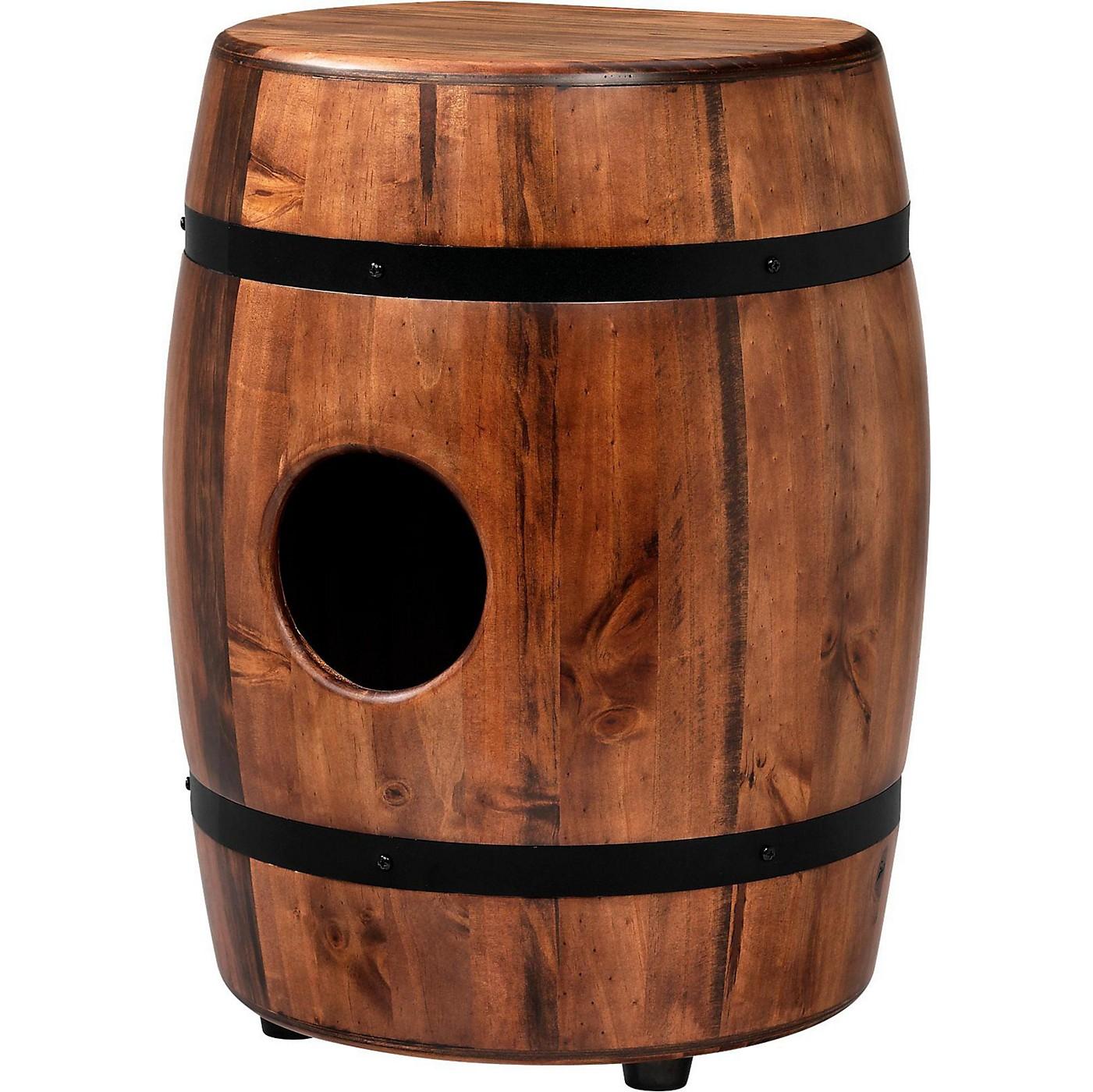 LP Matador Stave Whiskey Barrel Tumba Cajon thumbnail