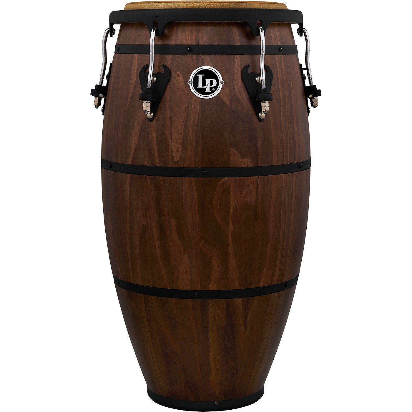 LP Matador Whiskey Barrel Conga, with Black Hardware thumbnail