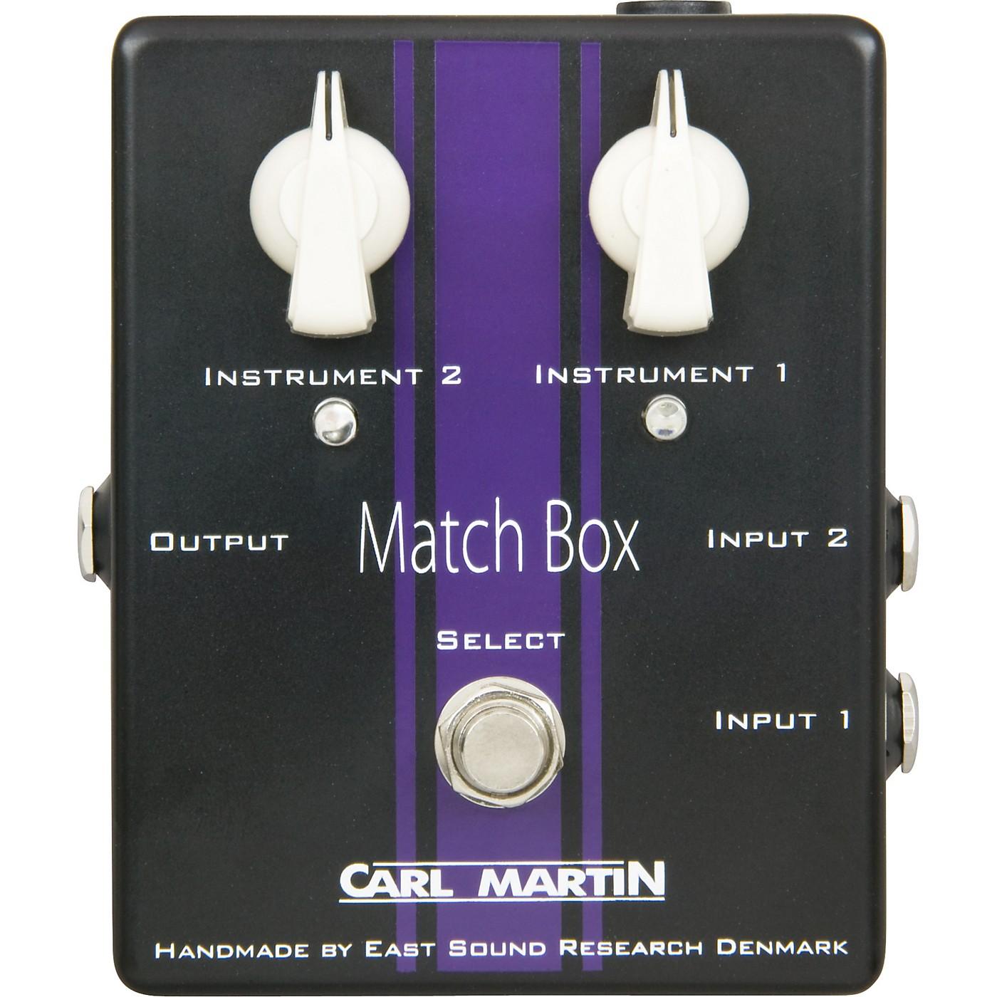 Carl Martin Match Box Line Selector thumbnail
