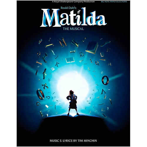 Hal Leonard Matilda - The Musical for Big Note Piano thumbnail