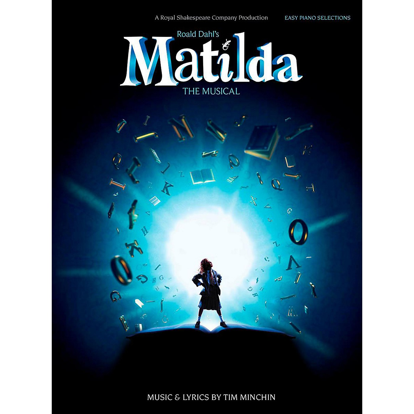 Music Sales Matilda - The Musical for Easy Piano thumbnail