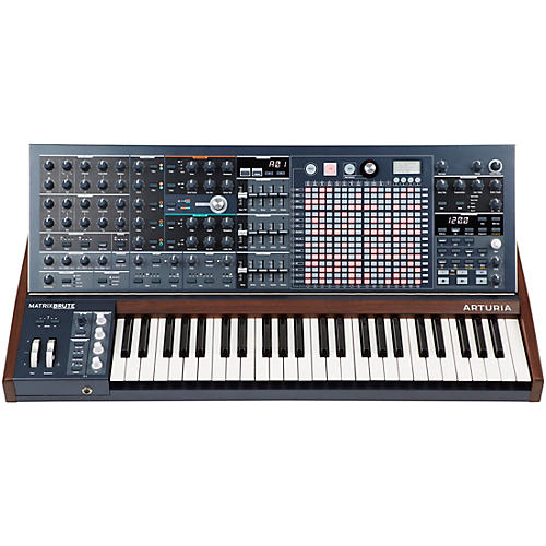 Arturia MatrixBrute Analog Synthesizer thumbnail