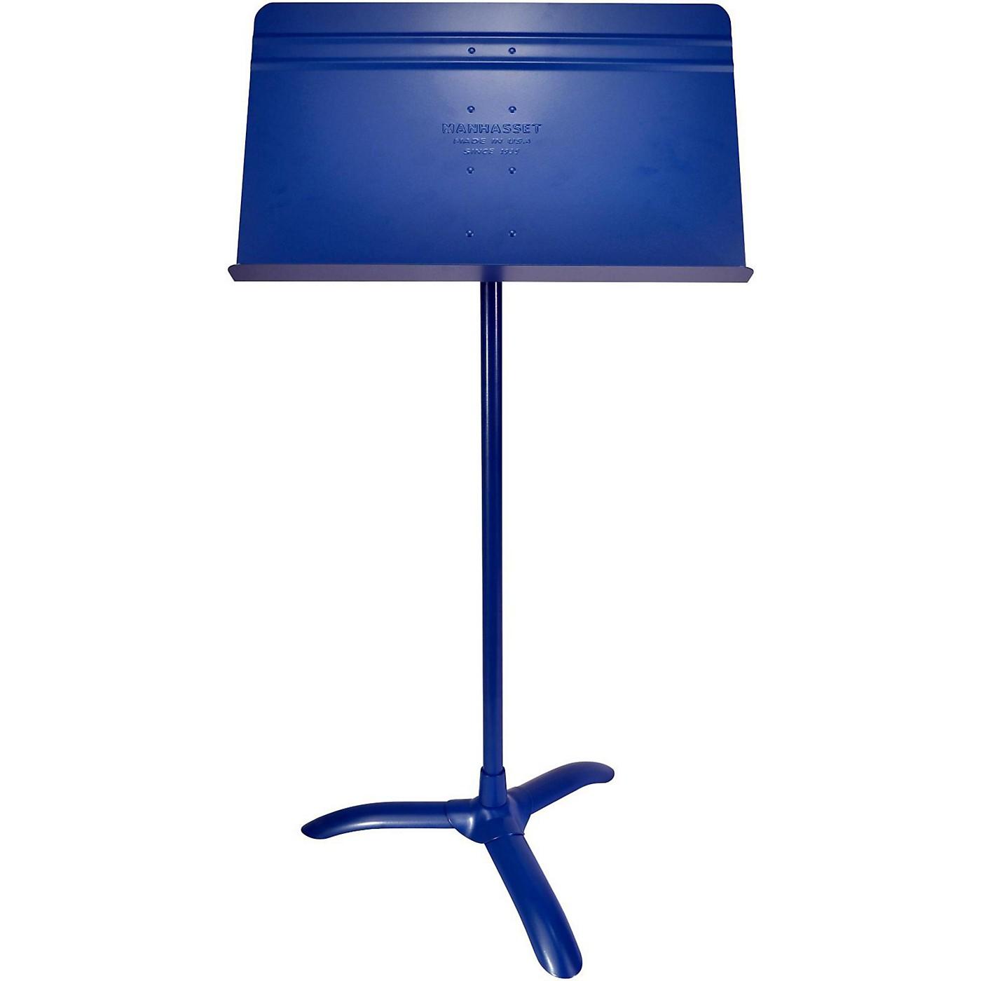 Manhasset Matte Blue Symphony Stand thumbnail