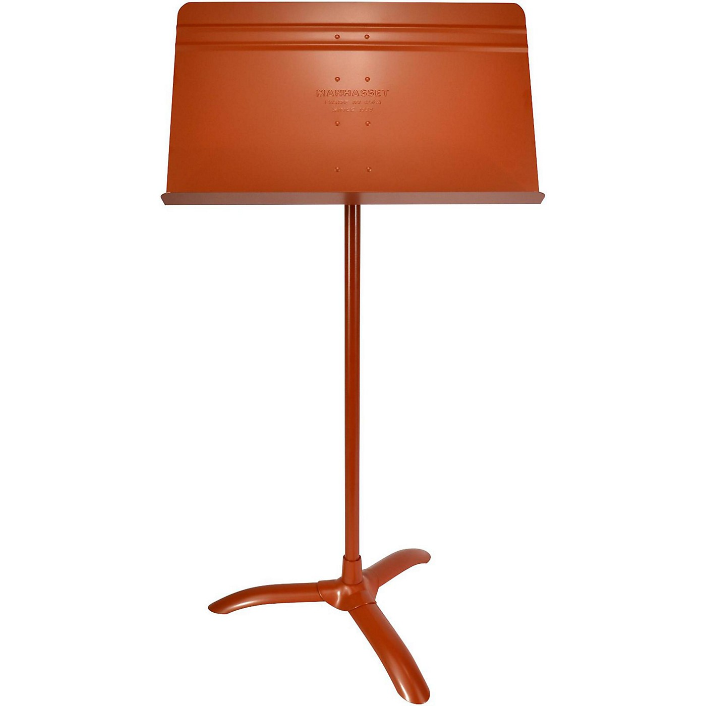 Manhasset Matte Red Symphony Stand thumbnail