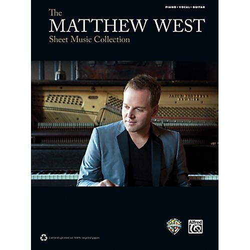Alfred Matthew West Sheet Music Collection PVC Book thumbnail