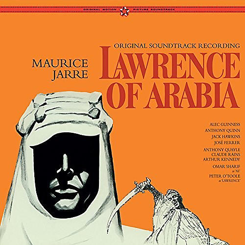 Alliance Maurice Jarre - Lawrence Of Arabia: Deluxe Edition (Original Soundtrack) thumbnail