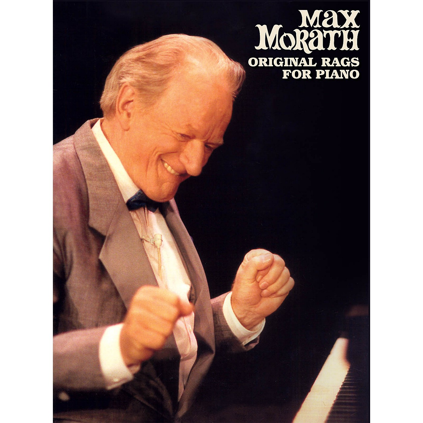 Hal Leonard Max Morath - Original Rags for Piano Misc Series Softcover thumbnail