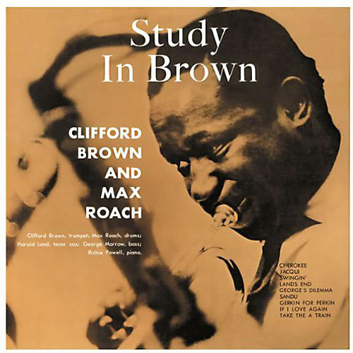 Alliance Max Roach - Study in Brown thumbnail