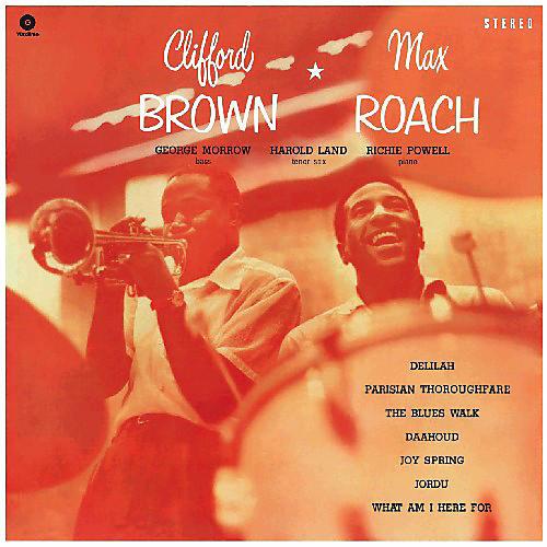 Alliance Max Roach & Clifford Brown - Clifford Brown & Max Roach thumbnail