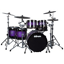 Ddrum Max Series 5-Piece Maple Alder Shell Pack