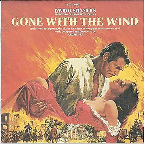 Alliance Max Steiner - Gone With the Wind (Original Motion Picture Soundtrack) thumbnail