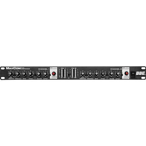 BBE MaxCom Dual-Channel Compressor-thumbnail